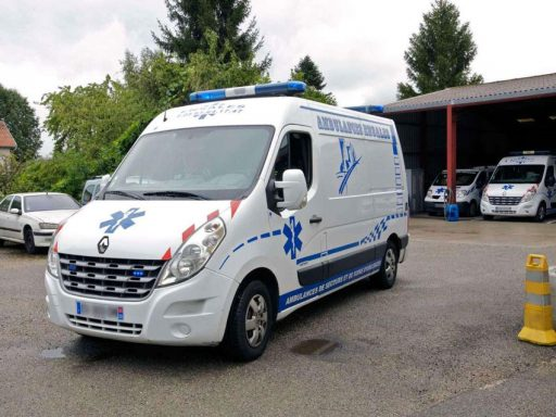 ambulance fourgon ensales
